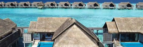 Anantara Kihavah Villas Maldives © Minor Hotels