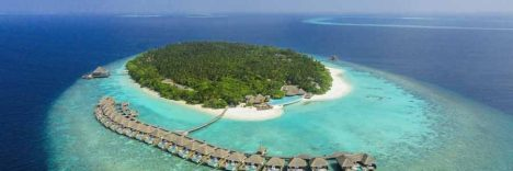 Dusit Thani Maldives © Dusit Hotels & Resorts