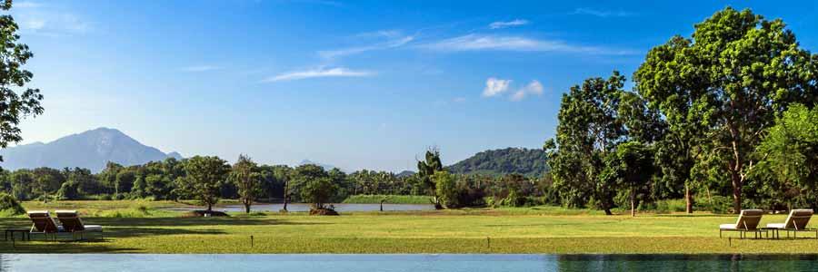 Sri Lanka Rundreisen © Jetwing Lake Hotel Dambulla