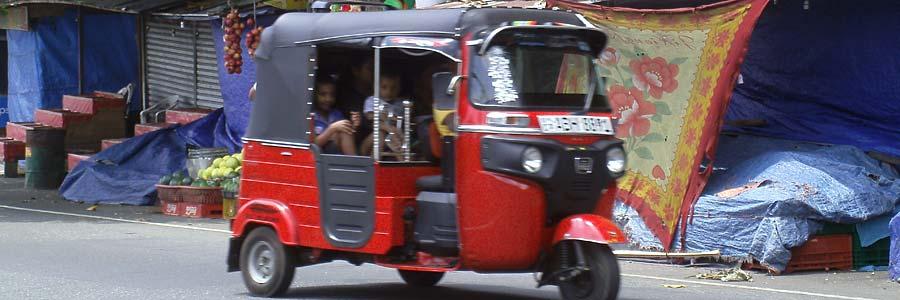 Sri Lanka Reiseinformationen © B&N Tourismus