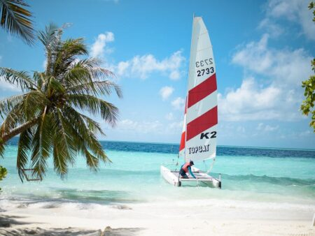 Hotel Biyadhoo Malediven © Sunland Hotels Pvt Ltd